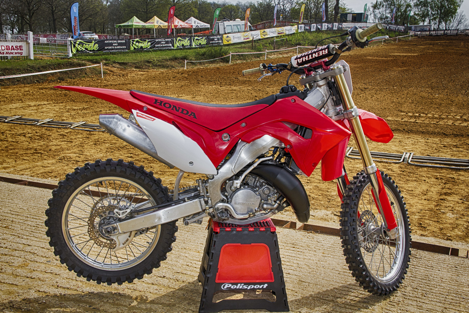 Polisport Releases Honda CR125/250 MX Restyling Kit