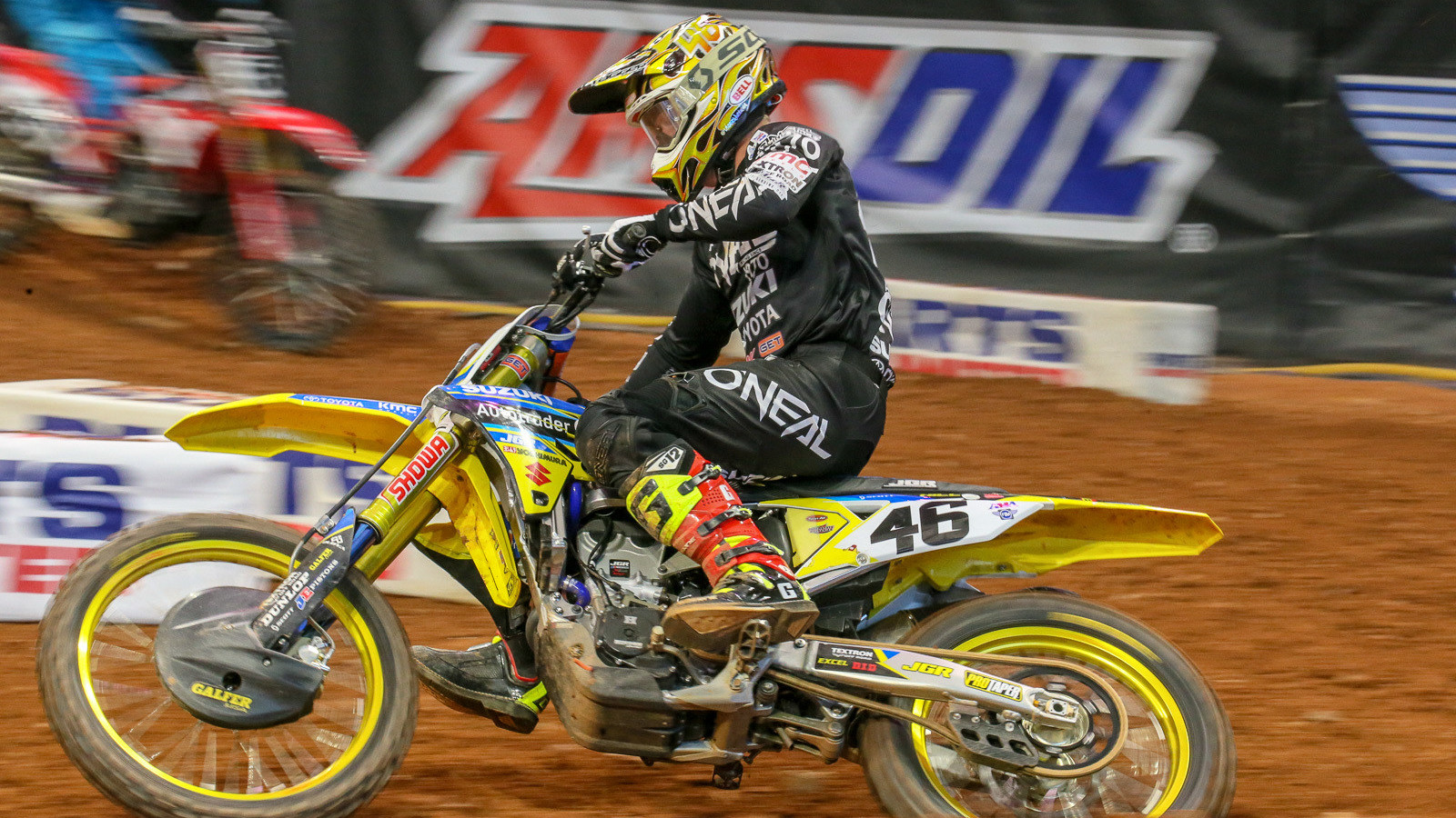 Justin Hill to Race Select 450 Nationals for Autotrader/Yoshimura/Suzuki Factory Racing Team - Jimmy Decotis Returns to the 250 Class