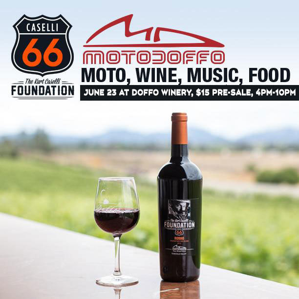 An Evening With The Kurt Caselli Foundation - Saturday, June 23, 2018