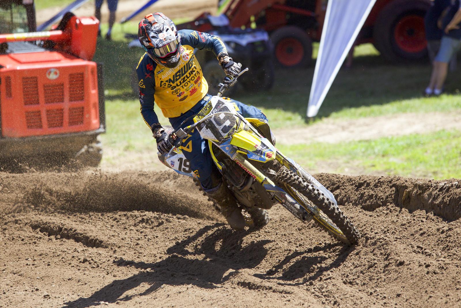 Justin Bogle Sidelined for Remainder of 2018 Lucas Oil Pro Motocross Championship