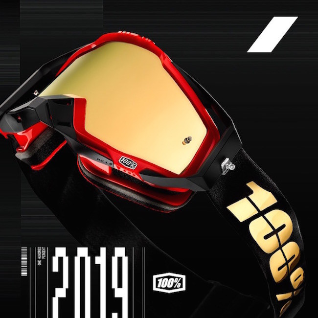 100% Launches 2019 Moto Collection