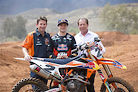 Cooper Webb Joins the Red Bull KTM Team