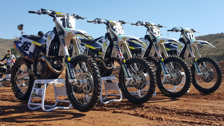 Factory Effex enters into a multi-year agreement with Rockstar Energy Husqvarna Factory Racing
