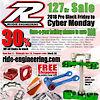 2018 Ride Engineering 127 Hour Sale