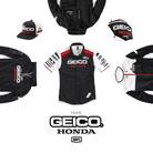 2019 GEICO Honda Team Apparel by 100%