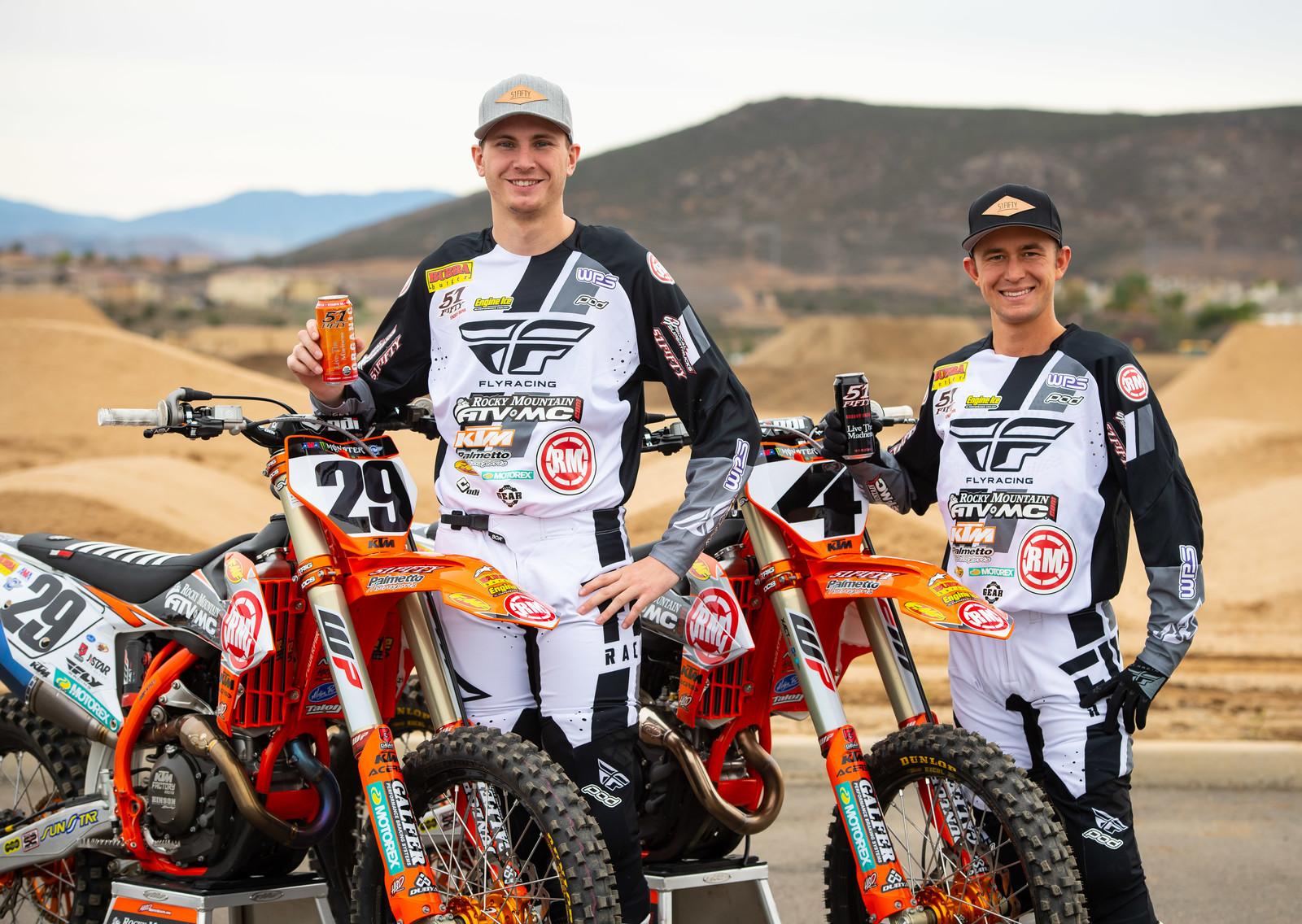 2019 Team Rocky Mountain ATV/MC - KTM - WPS