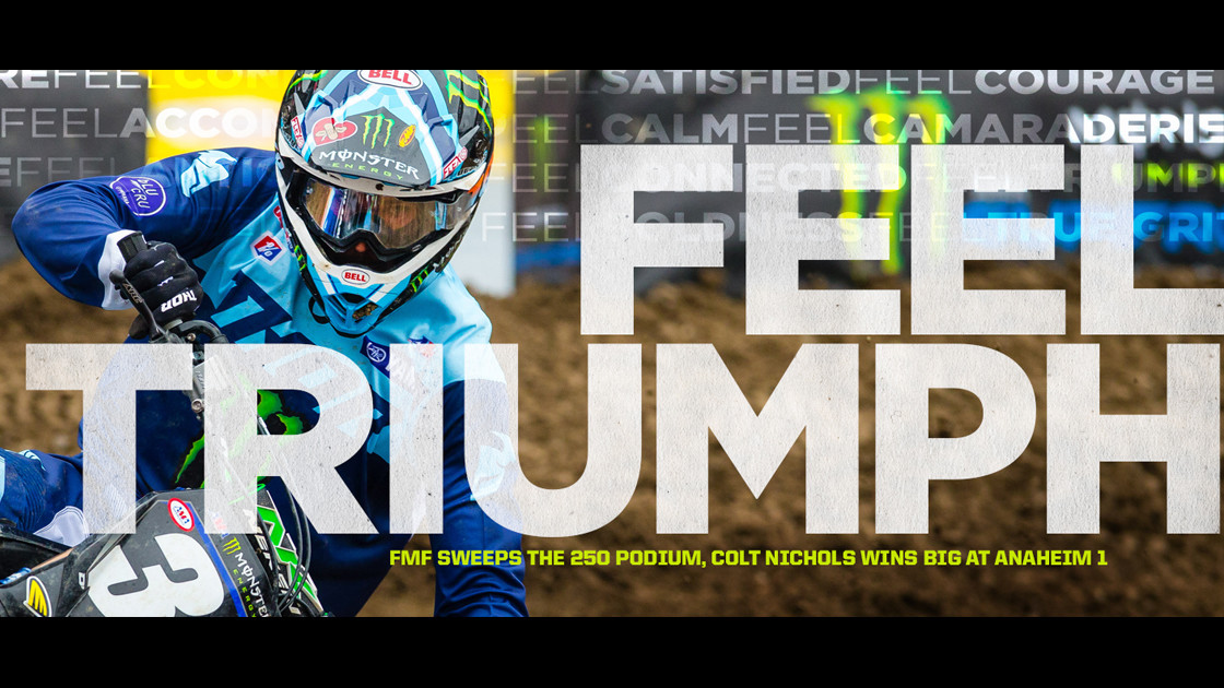 VIDEO: FMF Feel It