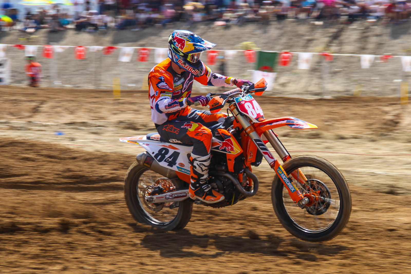 Injury Report: Jeffrey Herlings - Fractured Right Foot