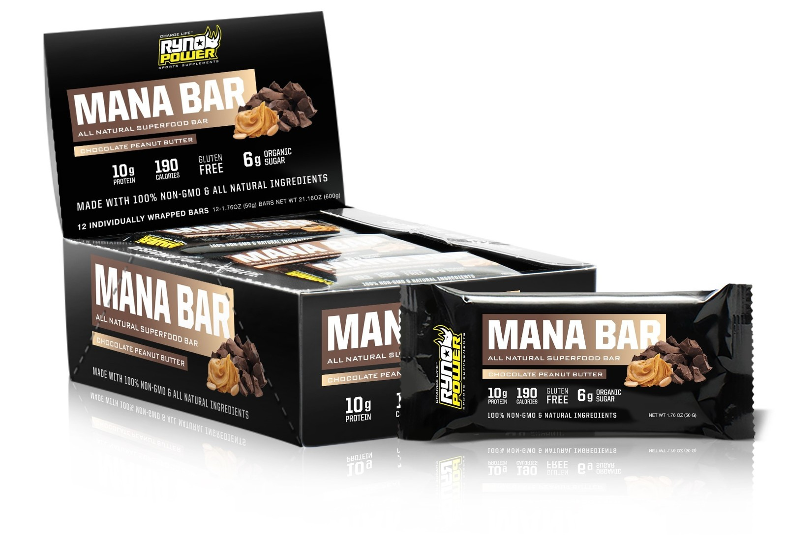 The MANA Superfood Protein Bar is Now Available