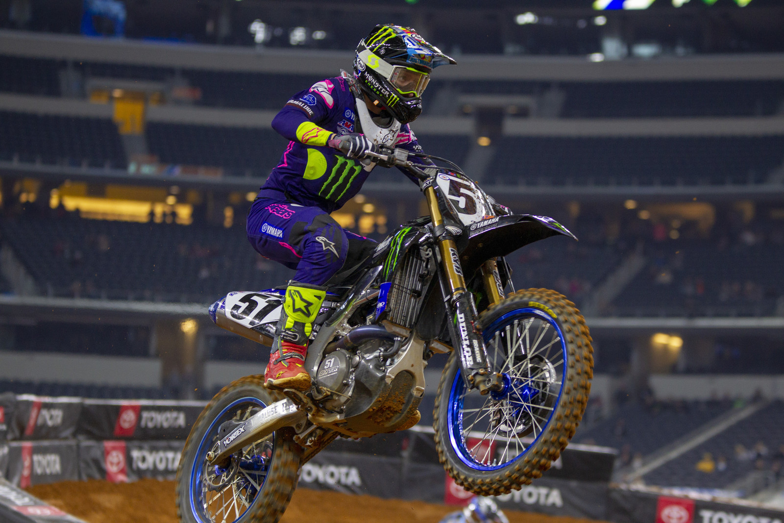 Justin Barcia Out for Atlanta Supercross