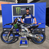 Ferris Stands In For Febvre For Three MXGP Rounds