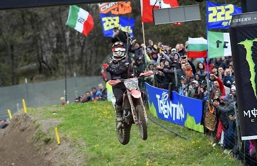 Pirelli Sweeps the MXGP of Trentino at Arco di Trento with SCORPION™ MX32™ Mid Soft Tires