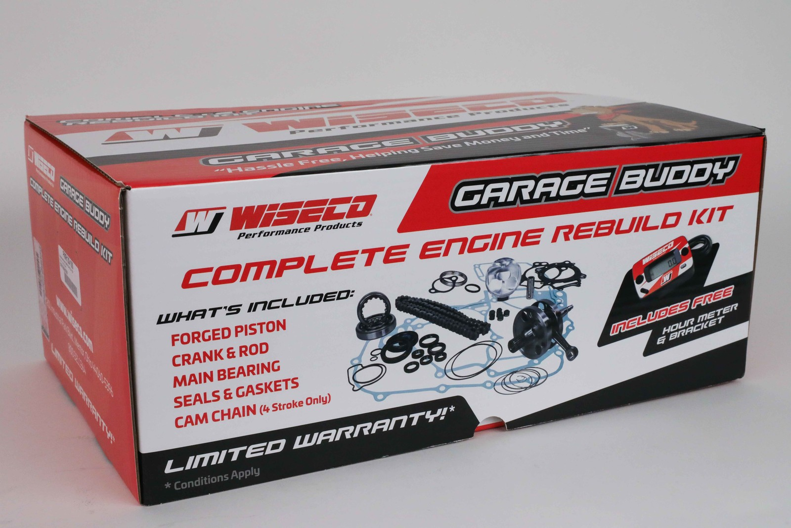 Wiseco Releases New Garage Buddy Engine Rebuild Kits
