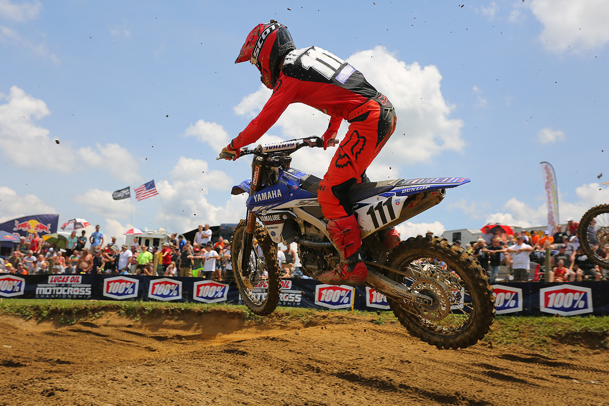 Dean Ferris to Fill in for Monster Energy Yamaha's Aaron Plessinger