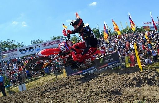 Pirelli Sweeps the MXGP of Germany at Teutschenthal
