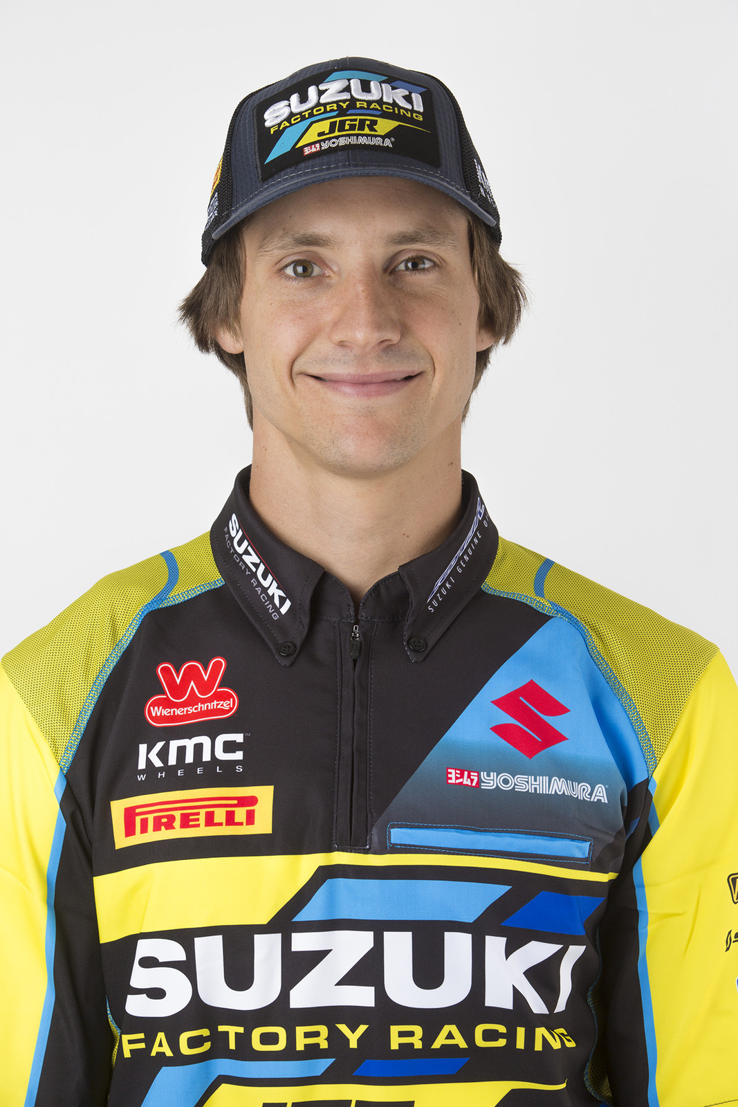 Fredrik Noren to Fill-In for Hill on the JGRMX/Yoshimura/Suzuki Team