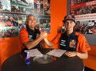 Jorge Prado Signs Four-Year Contract Extension with Red Bull KTM