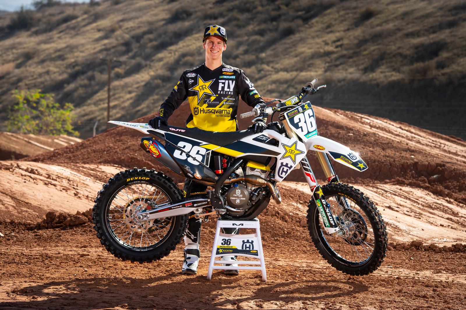 Michael Mosiman Out For Southwick National