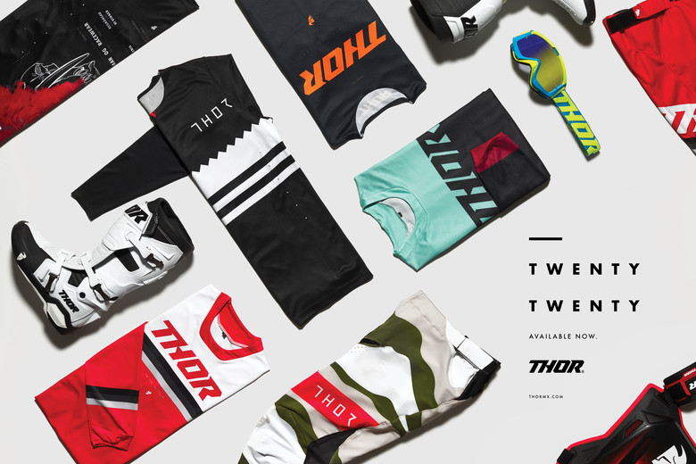 THOR Launches 2020 Collection