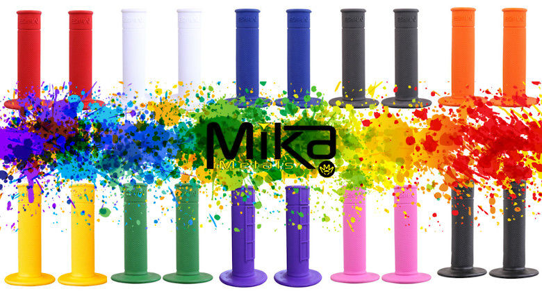 Mika Metals - Full Line of Grips
