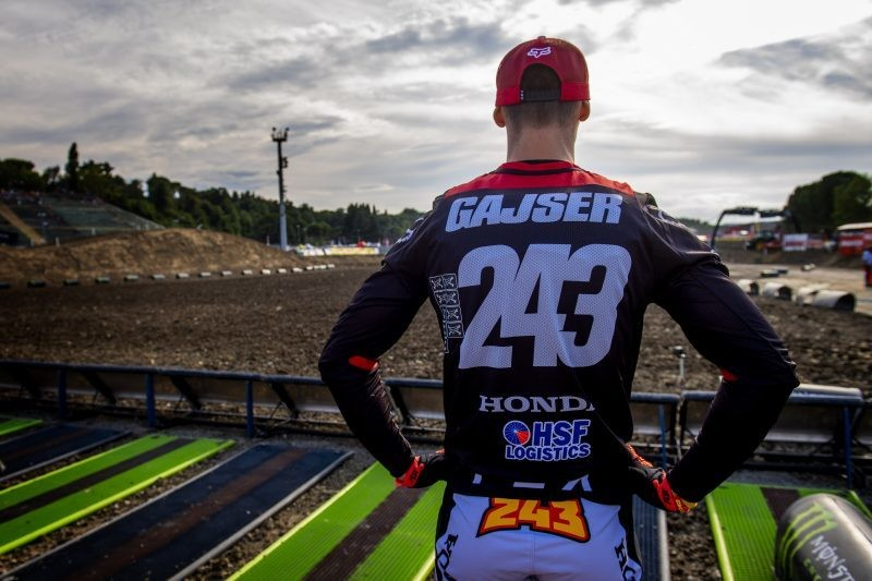 Tim Gajser to Race 2019 Monster Energy Cup
