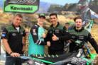 Mitchell Harrison Signs with Bud Racing Kawasaki for 2020 MX2 World Championship