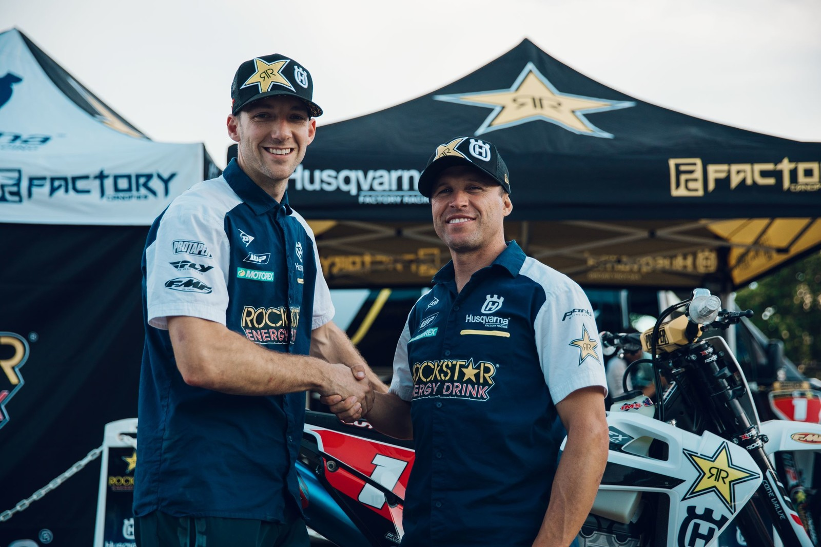 Rockstar Energy Husqvarna Extends Contract with Colton Haaker
