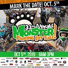 2019 Chaparral Motorsports Monster Parking Lot Sale