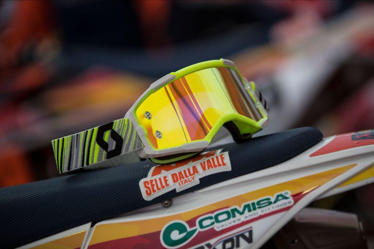 SCOTT Sports Presents the New Fury Goggle