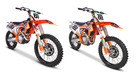 KTM Announces Prado and Cairoli Special Edtion Models