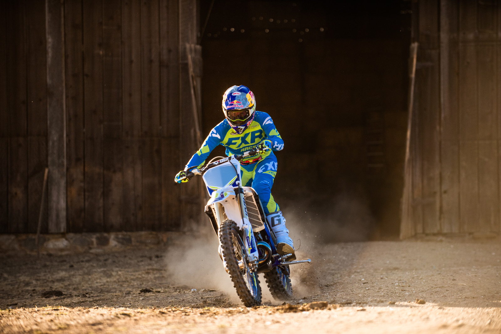 Cody Webb to FactoryONE Sherco Racing Team