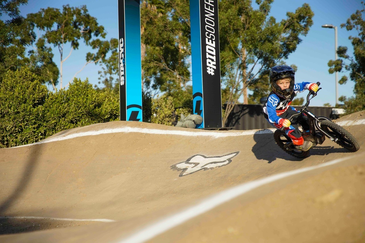 STACYC Super-Grom Challenge Details