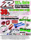 Ride Engineering's Once a Year Holiday Sale