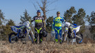 Steward Baylor Jr. and Grant Baylor Join FactoryONE Sherco Enduro Team