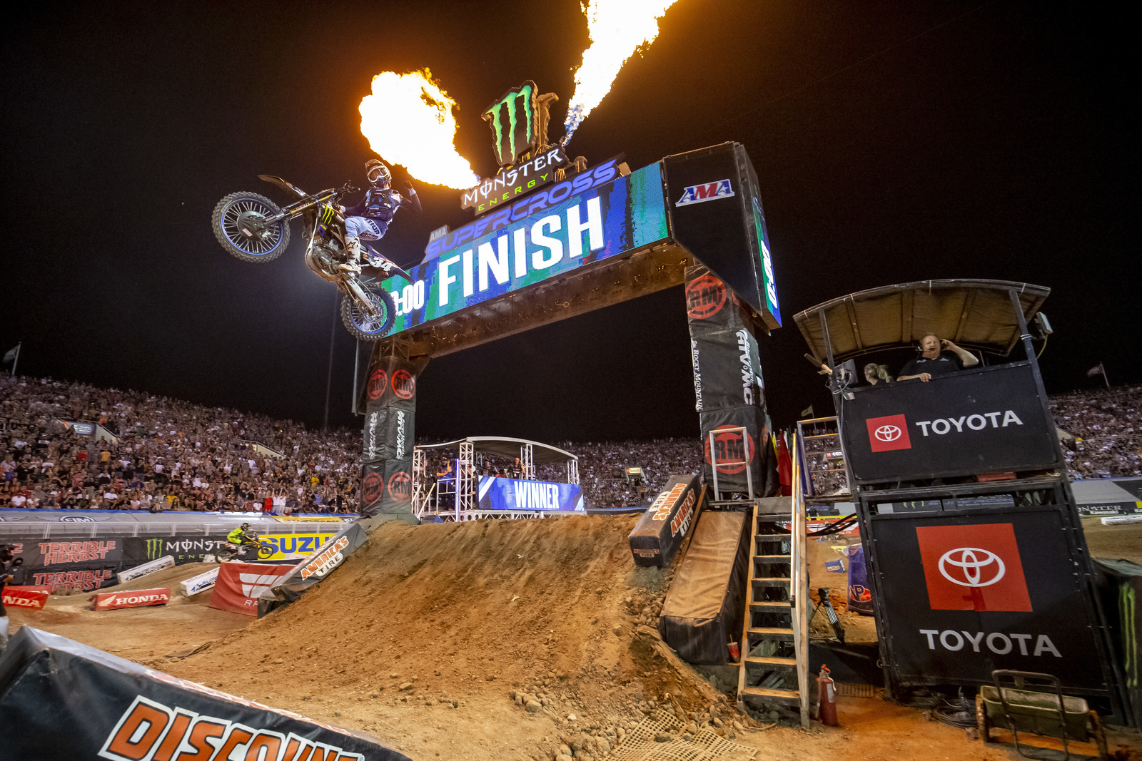 Dylan Ferrandis Inducted Into Yamaha Wall Of Champions