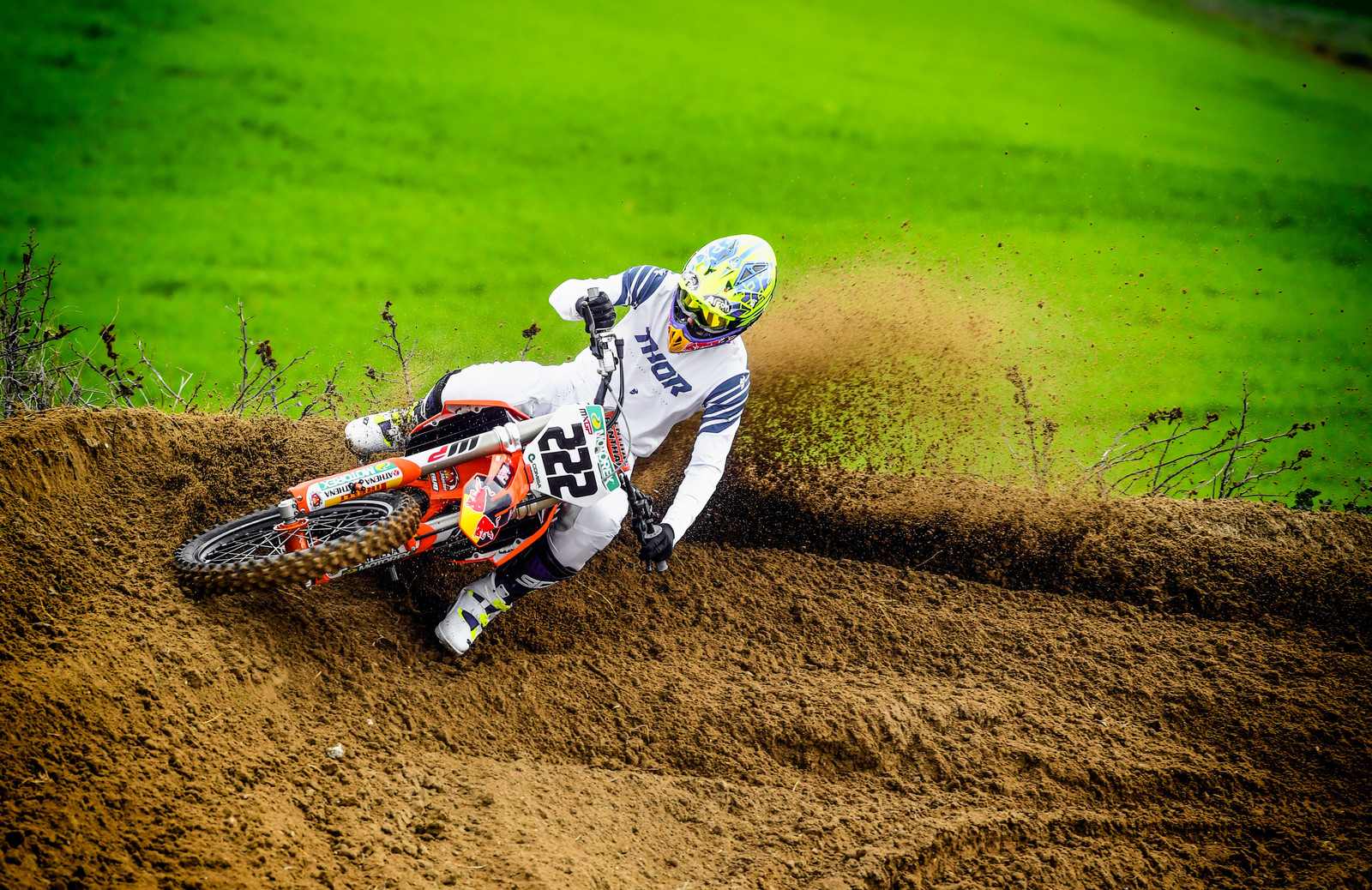 THOR MX Announces Sponsorship of Red Bull KTM Factory MXGP Race Team