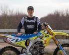 H.E.P. Motorsports Suzuki Signs Ryan Breece for 2020 Supercross Season