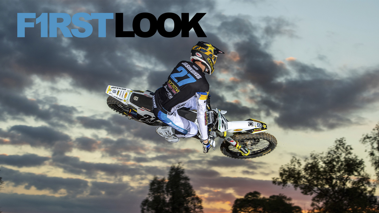 2020 Rockstar Energy Husqvarna Factory Racing MXGP Team