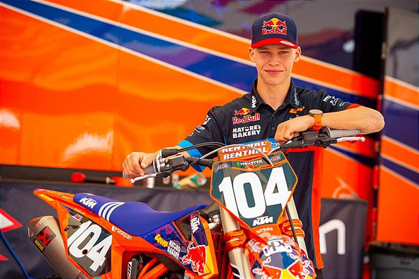 Brian Moreau: Official Update From TLD/Red Bull/KTM