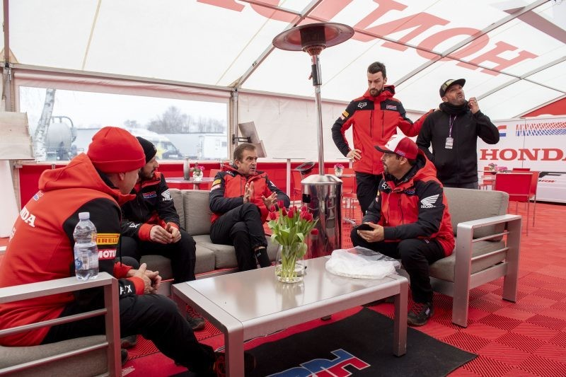 How Team HRC are coping with COVID-19 Lockdown