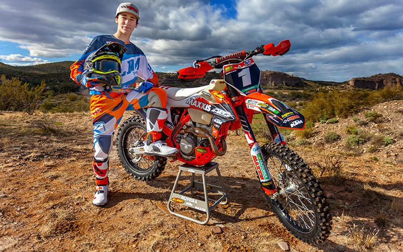 RPM Racing Team Rider Spotlight: Mateo Oliveira