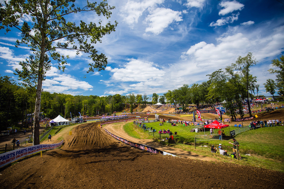 Start of 2020 Lucas Oil Pro Motocross Championship Postponed Temporarily