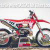 Could This Be What GASGAS MX Bikes Look Like?