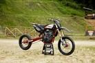 Indian Motorcycles Racing AMA Hillclimb Twins Class