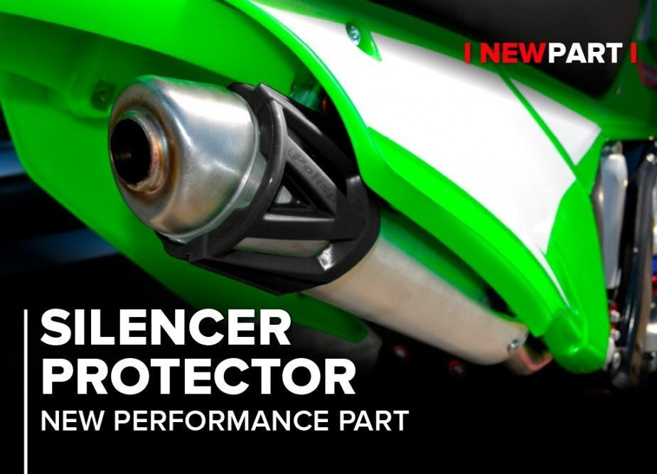 Polisport Releases New Silencer Protector Part