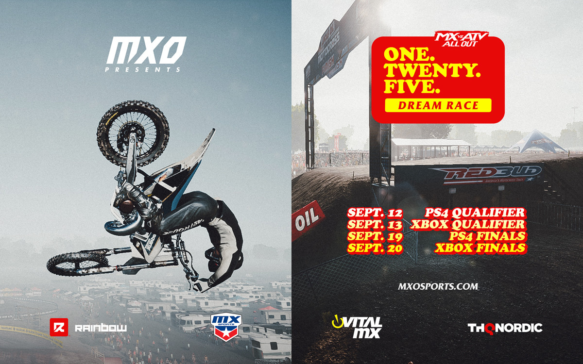 MXO Sports 125 Dream Race Information