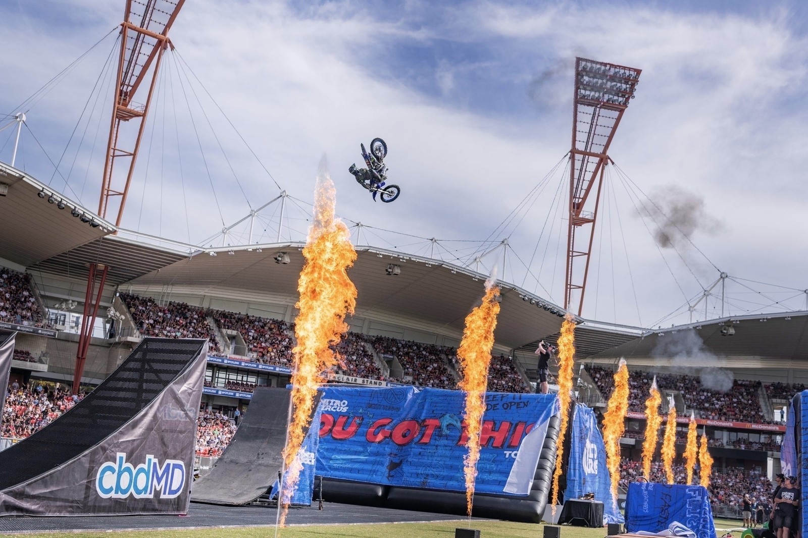 Nitro Circus Teams with Indigo Road Entertainment for 26 U.S. Stops in 2021