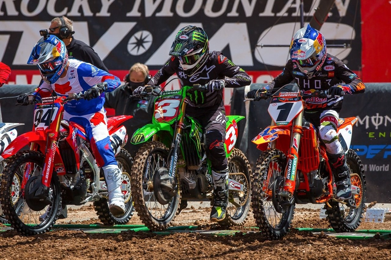 NEW 2021 MONSTER ENERGY SUPERCROSS SCHEDULE: 17-RACES, 5-STATES