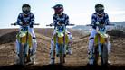 Suzuki Announces 450 Supercross Race Team for 2021