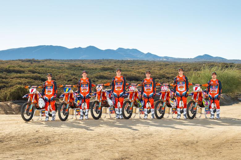 THOR Signs FMF KTM Factory Racing Team